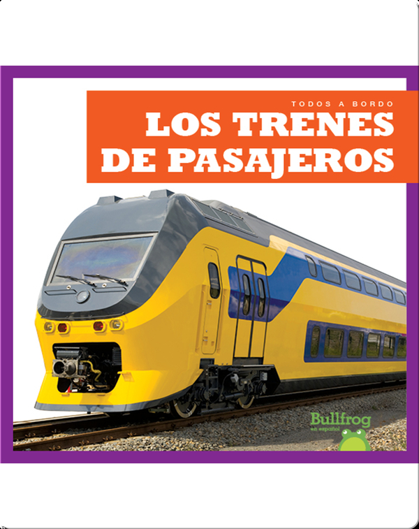 Los trenes de pasajeros