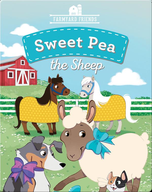 Sweet Pea the Sheep