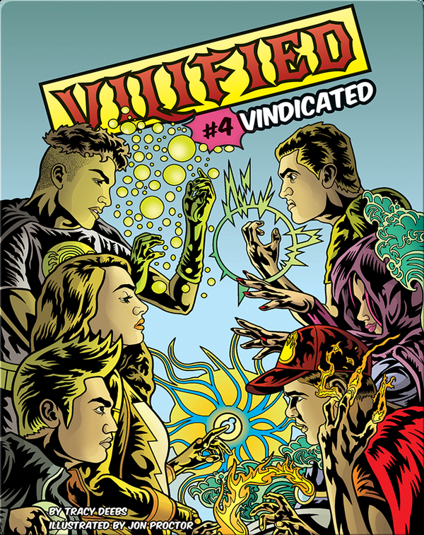 Vilified Book 4: Vindicated