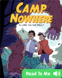 Camp Nowhere Book 4: Are You Fur Real?