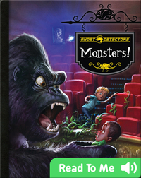 Ghost Detectors Book 12: Monsters!
