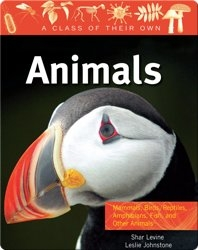 Animals: Mammals, Birds, Reptiles, Amphibians, Fish and other Animals