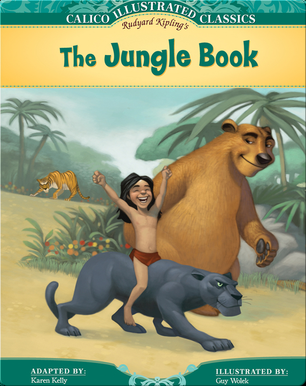 Calico Illustrated Classics: Jungle Book