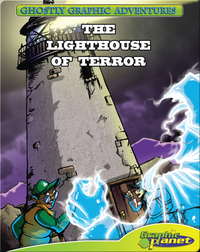 Ghostly Graphic Adventures Third Adventure: The Lighthouse of Terror