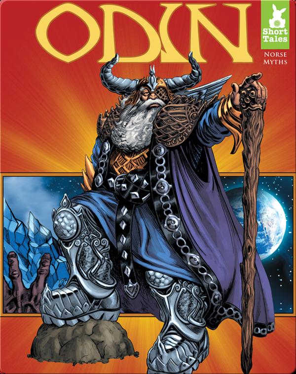 Short Tales Norse Myths: Odin