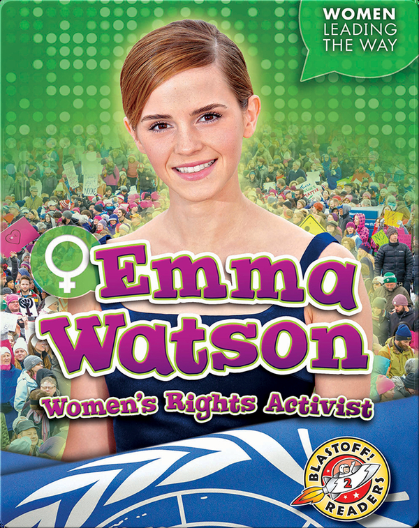 Emma Watson: Women's Rights Activist