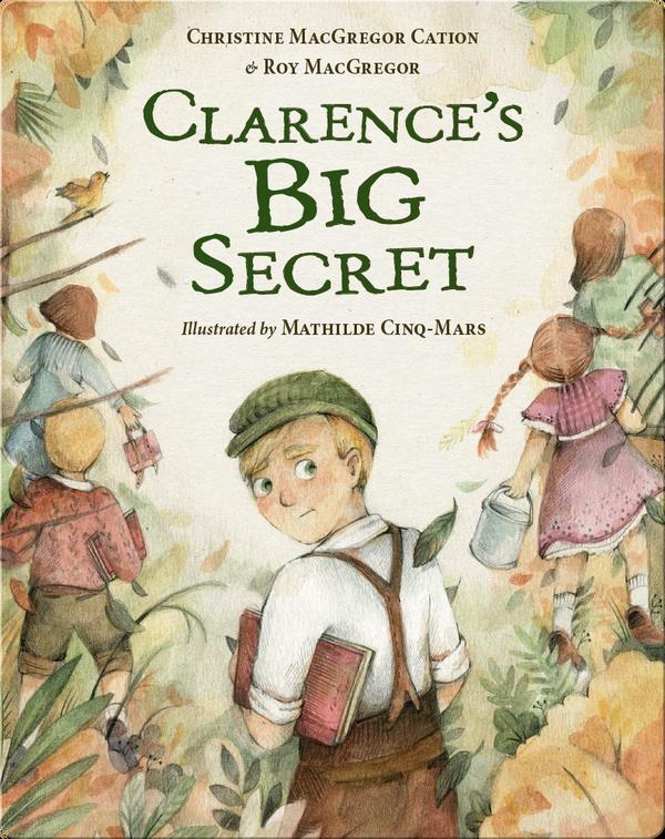 Clarence's Big Secret