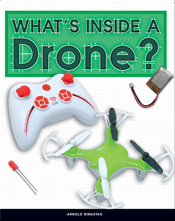 Take It Apart: What's Inside a Drone?