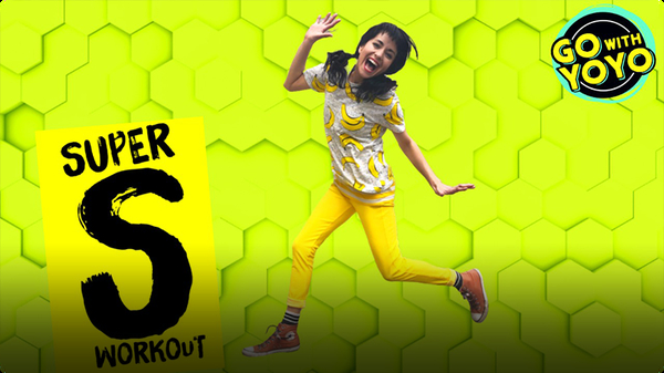GO With YOYO: Super S Workout