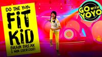 GO With YOYO: Do the YOYO! Fit Kid Brain Break!