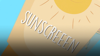 Sing It!: Sunscreen