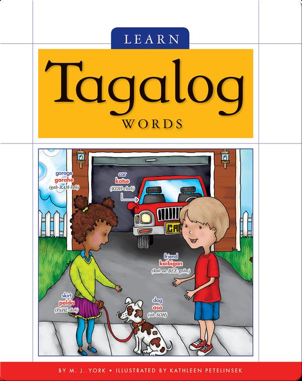 Foreign Language Basics: Learn Tagalog Words