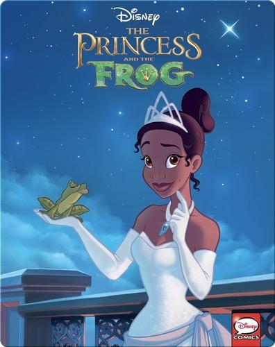 Disney Princesses: Princess and the Frog