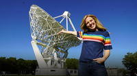 Do You Know?: Radio Telescope and Maze