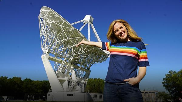 Do You Know?: Radio Telescope and Maze