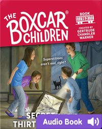 The Boxcar Children: Secret on the Thirteenth Floor
