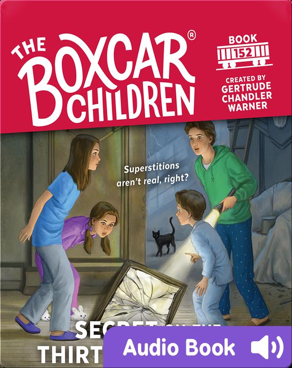 The Boxcar Children: Secret on the Thirteenth Floor
