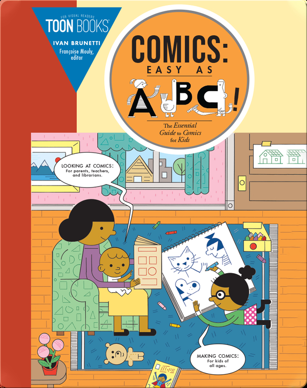 Comics: Easy as ABC