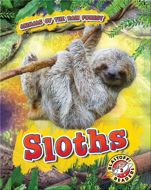Animals of the Rain Forest: Sloths