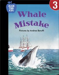 Whale Mistake