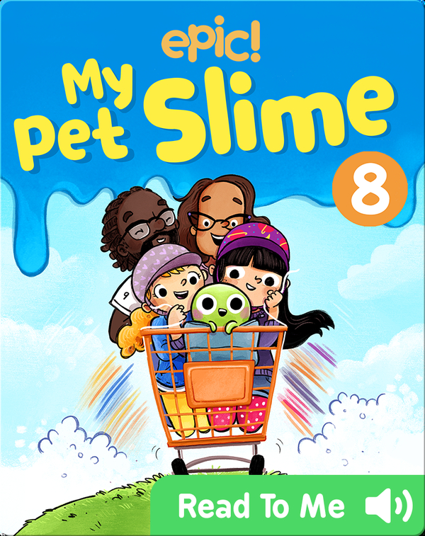My Pet Slime Book 8: Saving Cosmo