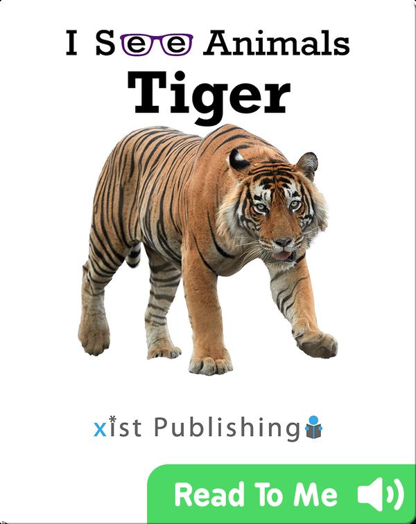 I See Animals: Tiger