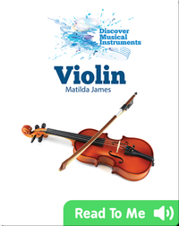 Discover Musical Instruments: Violin