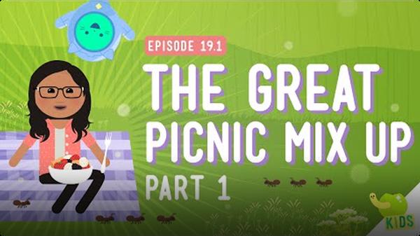 Crash Course Kids: The Great Picnic Mix Up