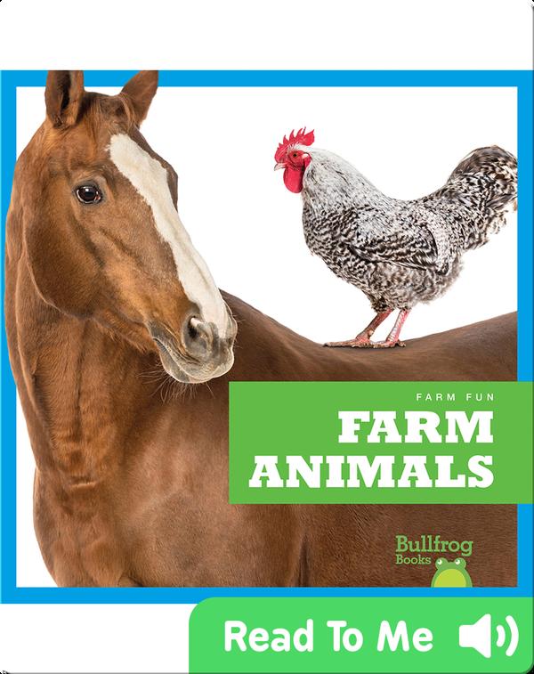 Farm Fun: Farm Animals
