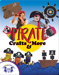 Pirate Crafts & More