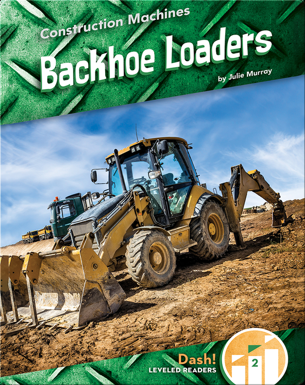 Construction Machines: Backhoe Loaders