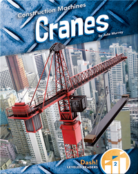 Construction Machines: Cranes