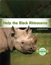 Little Activists: Help the Black Rhinoceros