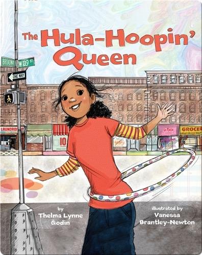 The Hula-Hoopin' Queen