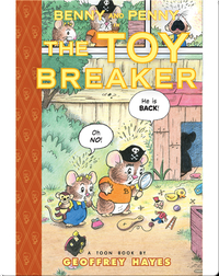 Benny and Penny in the Toy Breaker (TOON Level 2)