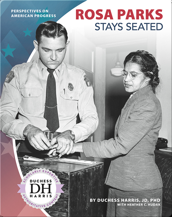 Rosa Parks Stays Seated