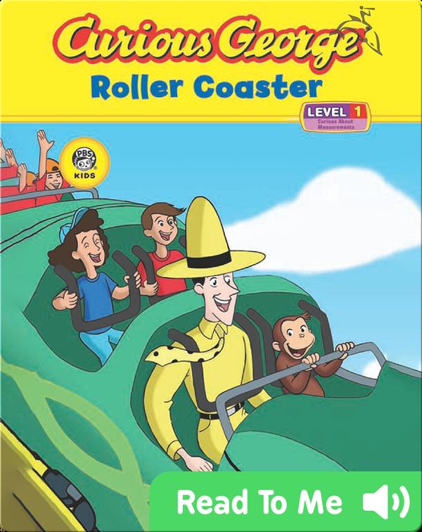 Curious George: Roller Coaster