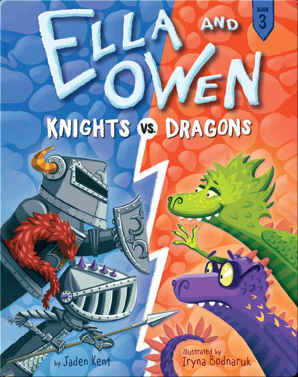 Ella and Owen 3: Knights vs. Dragons