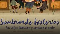 Sembrando historias: Pura Belpré: bibliotecaria y narradora de cuentos