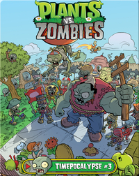 Plants vs. Zombies: Timepocalypse 3
