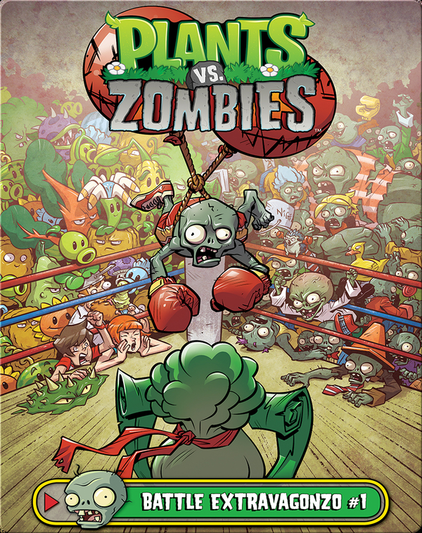 Plants vs Zombies: Battle Extravagonzo 1