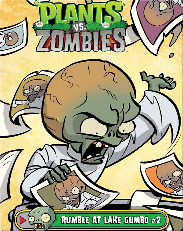 Plants vs Zombies: Rumble At Lake Gumbo 2