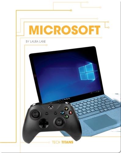 Tech Titans: Microsoft