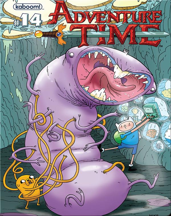 Adventure Time No.14
