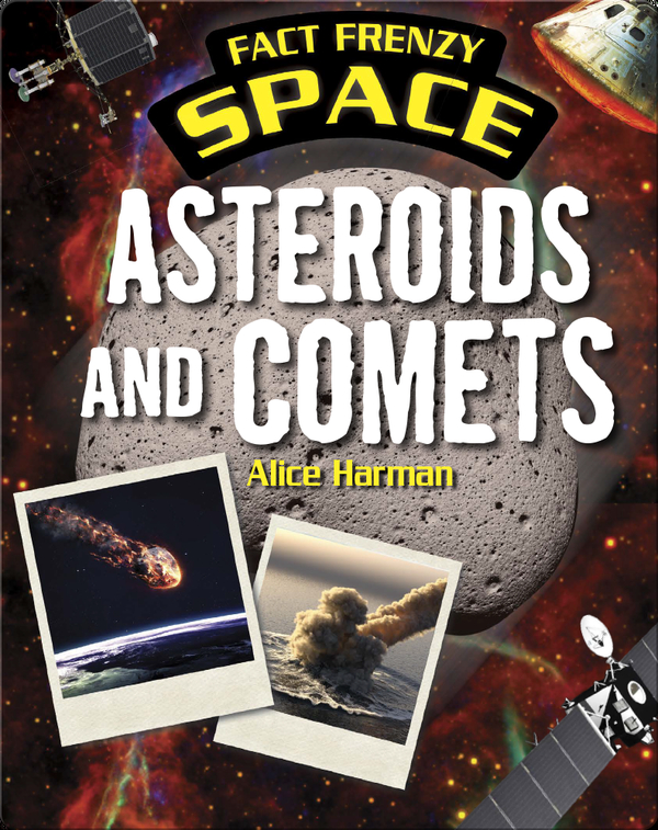 Fact Frenzy: Asteroids and Comets