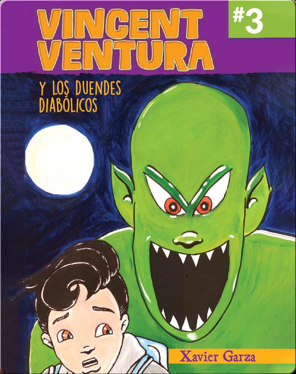 Vincent Ventura y los duendes diabolicos