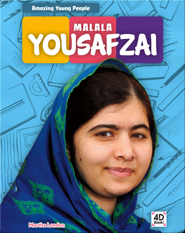 Amazing Young People: Malala Yousafzai