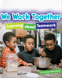 We Work Together: Learning About Teamwork