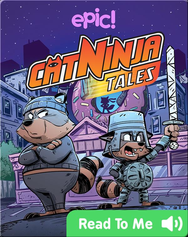 Cat Ninja Tales: Swords and Larceny