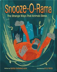 Snooze-O-Rama: The Strange Ways That Animals Sleep